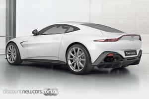 2021 Aston Martin Vantage Manual MY21