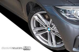 2020 BMW 4 Series 430i M Sport F36 LCI Auto