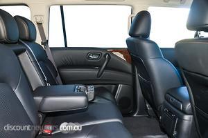 2020 Nissan Patrol Ti Y62 Series 5 Auto 4x4 MY20