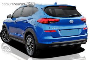 2020 Hyundai Tucson Active X Auto AWD MY21