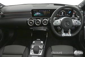 2020 Mercedes-Benz A-Class A35 AMG Auto 4MATIC
