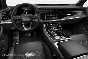 2020 Audi SQ7 TDI Auto 4WD MY20