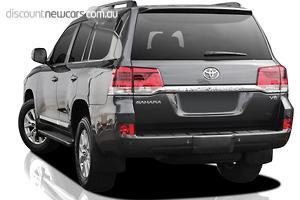 2020 Toyota Landcruiser Sahara Auto 4x4