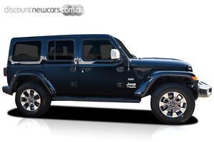 2020 Jeep Wrangler Unlimited Overland Auto 4x4 MY20