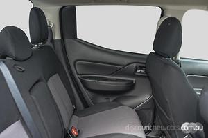 2020 Mitsubishi Triton GLX-R MR Auto 4x4 MY20 Double Cab