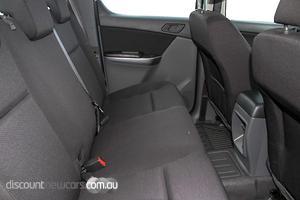 2020 Mazda BT-50 XT Hi-Rider UR Manual 4x2 Dual Cab
