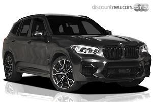 2020 BMW X3 M Competition F97 Auto M xDrive