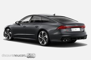 2021 Audi S7 Auto quattro MY21