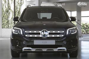2020 Mercedes-Benz GLB-Class GLB250 Auto 4MATIC