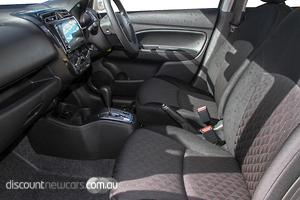 2020 Mitsubishi Mirage ES LB Auto MY21