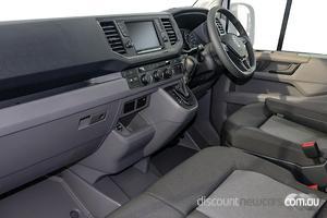 2021 Volkswagen Crafter 35 TDI410 SY1 LWB Auto FWD MY21