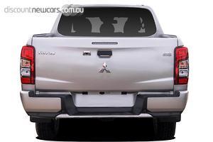 2020 Mitsubishi Triton GLX+ MR Auto 4x4 MY20 Double Cab