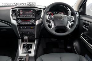 2020 Mitsubishi Triton GSR MR Auto 4x4 MY20 Double Cab