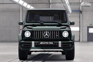 2021 Mercedes-Benz G-Class G63 AMG Auto 4MATIC