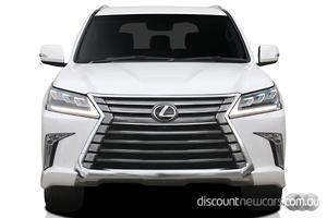 2020 Lexus LX LX450d Auto 4x4
