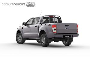 2020 Ford Ranger XL PX MkIII Auto 4x4 MY20.75 Double Cab
