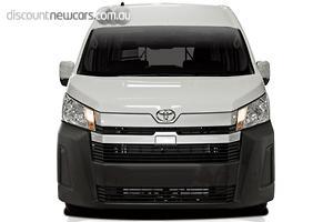 2021 Toyota Hiace Commuter Super LWB Auto