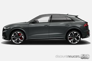 2021 Audi RS Q8 TFSI Auto quattro MY21