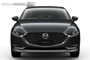 2020 Mazda 3 X20 Astina BP Series Auto