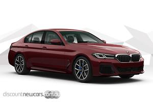 2021 BMW 5 Series 530i M Sport G30 LCI Auto
