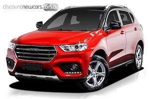 2020 Haval H2 LUX Auto 2WD MY20
