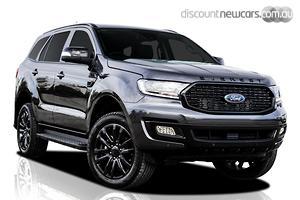 2021 Ford Everest Sport UA II Auto 4WD MY21.25