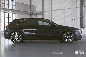 2021 Mercedes-Benz A-Class A250e Auto