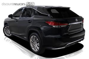 2021 Lexus RX RX450h Sports Luxury Auto 4x4