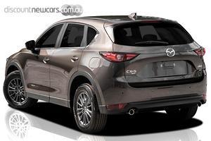 2021 Mazda CX-5 Touring KF Series Auto i-ACTIV AWD