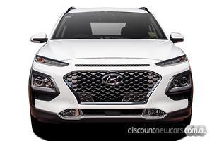 2020 Hyundai Kona Elite Auto 2WD MY20