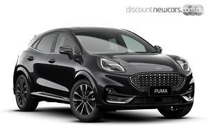 2021 Ford Puma ST-Line V JK Auto MY21.25