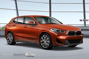 2021 BMW X2 sDrive18i M Sport F39 Auto
