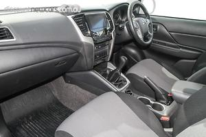 2020 Mitsubishi Triton GLX-R MR Manual 4x4 MY20 Double Cab