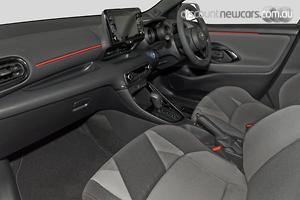2021 Toyota Yaris ZR Hybrid Auto