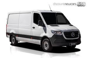 2021 Mercedes-Benz Sprinter 414CDI Medium Wheelbase Auto RWD
