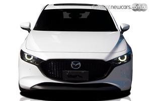 2020 Mazda 3 100th Anniversary BP Series Auto