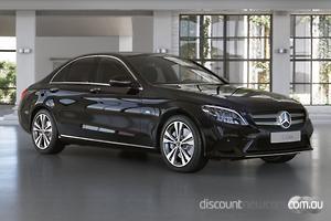 2021 Mercedes-Benz C-Class C300 e Auto