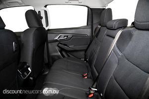 2020 Isuzu D-MAX LS-U Auto 4x4 MY21