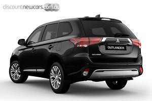 2021 Mitsubishi Outlander ES ZL Manual 2WD MY21