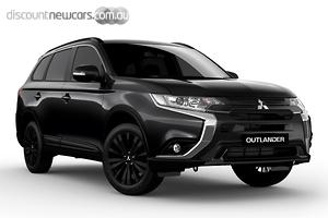 2021 Mitsubishi Outlander Black Edition ZL Auto AWD MY21