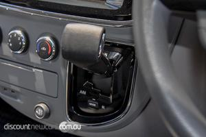 2021 LDV V80 LWB AMT