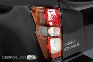 2020 Isuzu D-MAX SX High Ride Auto 4x2 MY21