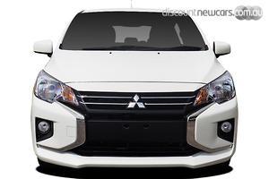 2020 Mitsubishi Mirage ES LB Manual MY21