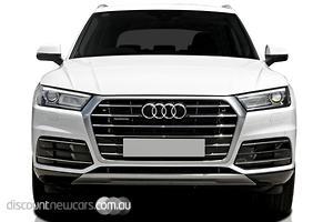 2020 Audi Q5 40 TDI design Auto quattro ultra MY20