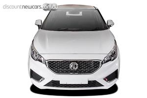 2020 MG MG3 Excite Auto MY20