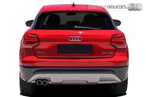 2020 Audi Q2 35 TFSI design Auto MY20