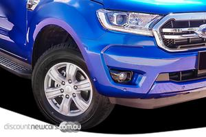 2020 Ford Ranger XLT PX MkIII Auto 4x4 MY20.75 Double Cab