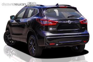2021 Nissan QASHQAI Midnight Edition J11 Series 3 Auto MY20