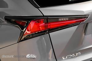 2020 Lexus NX NX300h F Sport Auto 2WD