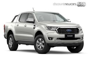 2021 Ford Ranger XLT Hi-Rider PX MkIII Auto 4x2 MY21.75 Double Cab